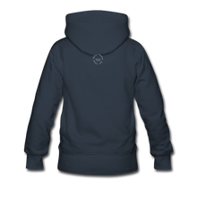 Load image into Gallery viewer, Kingston Women's Premium Hoodie - navy