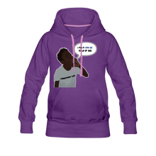 Load image into Gallery viewer, Kingston Women's Premium Hoodie - purple