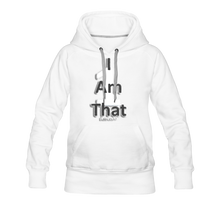 Load image into Gallery viewer, That One Women's Premium Hoodie - white