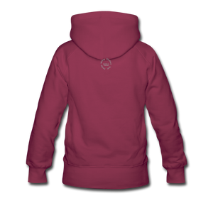That One Women's Premium Hoodie - burgundy