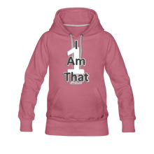 Load image into Gallery viewer, That One Women's Premium Hoodie - mauve