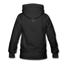 Load image into Gallery viewer, Black Goodness Women's Premium Hoodie - black