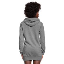 Load image into Gallery viewer, Proverbs 31 Loc Lady Hoodie Dress - heather gray