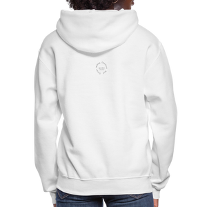 That One Women's Jerzee Hoodie - white