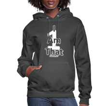Load image into Gallery viewer, That One Women's Jerzee Hoodie - asphalt
