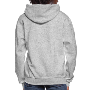 That One Women's Jerzee Hoodie - heather gray