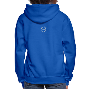 That One Women's Jerzee Hoodie - royal blue