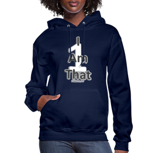 That One Women's Jerzee Hoodie - navy