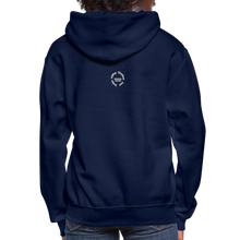 Load image into Gallery viewer, That One Women's Jerzee Hoodie - navy