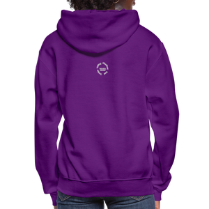 That One Women's Jerzee Hoodie - purple