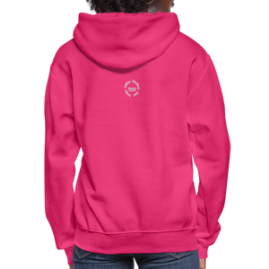 That One Women's Jerzee Hoodie - fuchsia