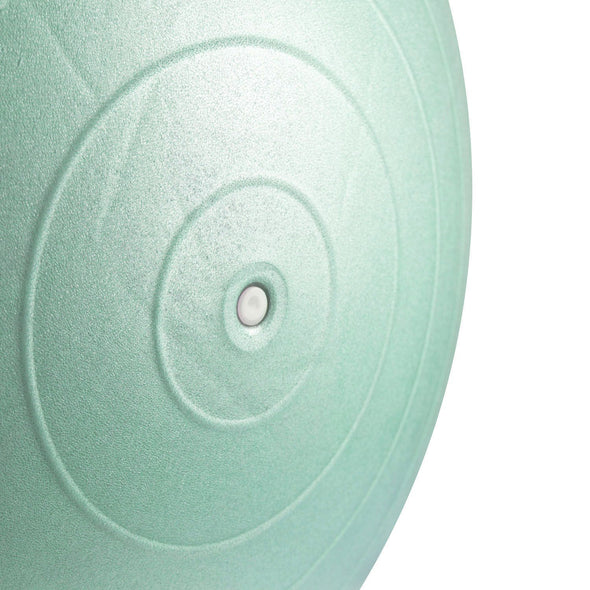 Green Yoga Exercise Ball - 85cm | Force of Life Spiritual & Holistic Shop | Forceoflife.co.uk