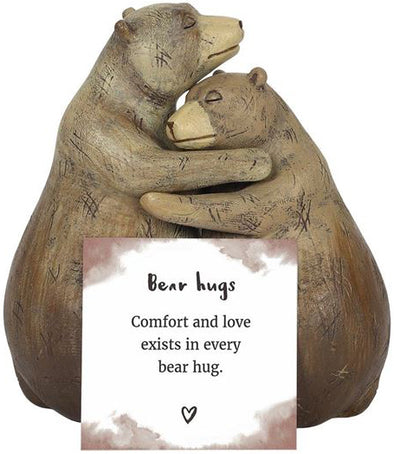 Bear Hugs Couple | Force of Life Spiritual & Holistic Shop | Forceoflife.co.uk