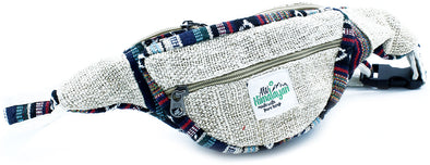 Bum Bag - Hemp & Cotton (asst) | Force of Life Spiritual & Holistic Shop | Forceoflife.co.uk