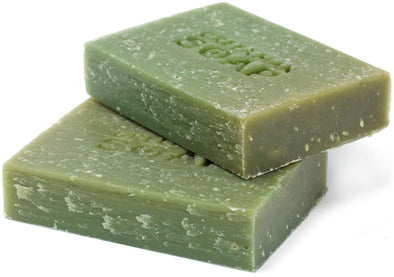 Greenman Gardener's Scrub Soap Slice 100g | Force of Life Spiritual & Holistic Shop | Forceoflife.co.uk