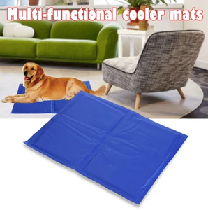 CanineCoolMax™️ - Fast Acting Cooler Mat