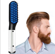 Load image into Gallery viewer, Hair and Beard Straightener for Men
