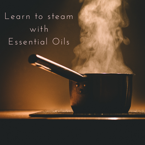 steam essential oils