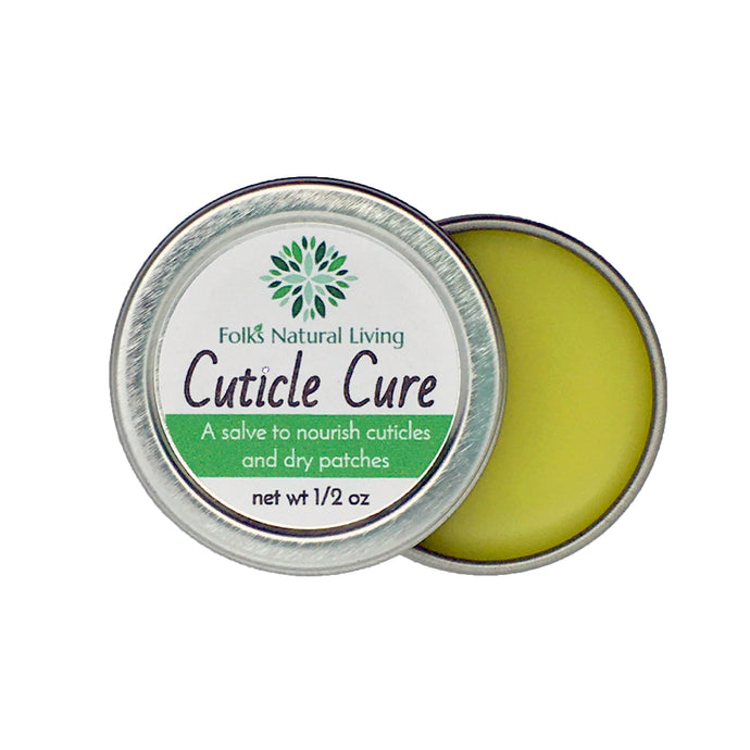 Cuticle Cure Salve