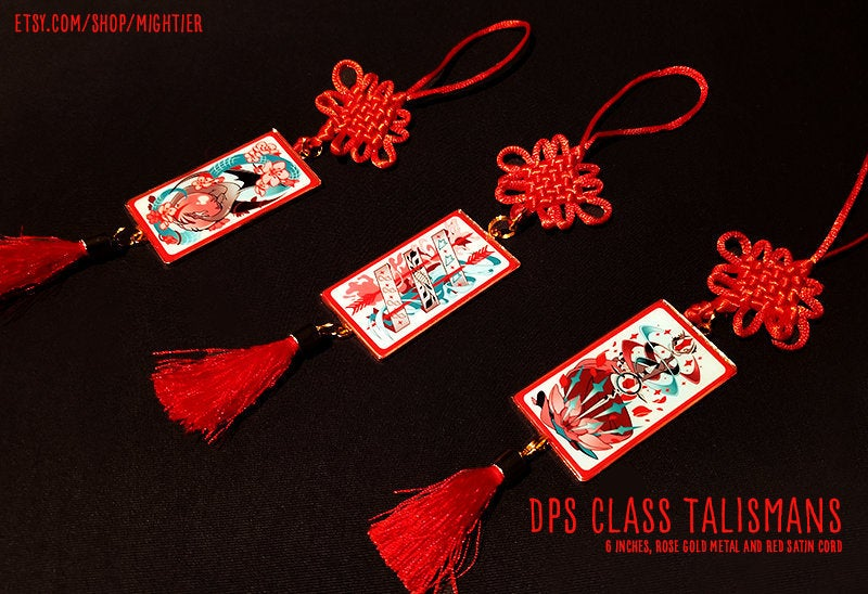 Final Fantasy XIV DPS Class Talismans