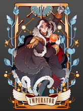 Load image into Gallery viewer, Tarot Standee -Emet Selch