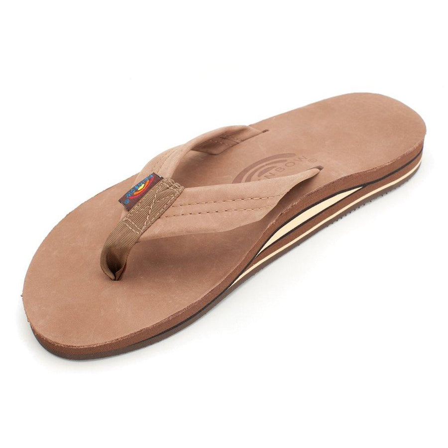 Rainbow Mens 302 Leather Sandals