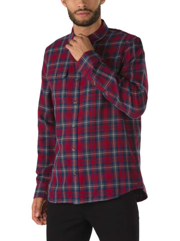 Vans Sycamore Flannel BIKING RED