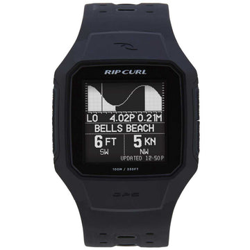 Rip Curl Search GPS 2 Watch - BLACK