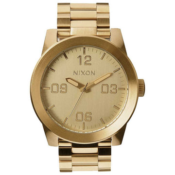 Nixon Corporal SS 48MM - ALL-GOLD