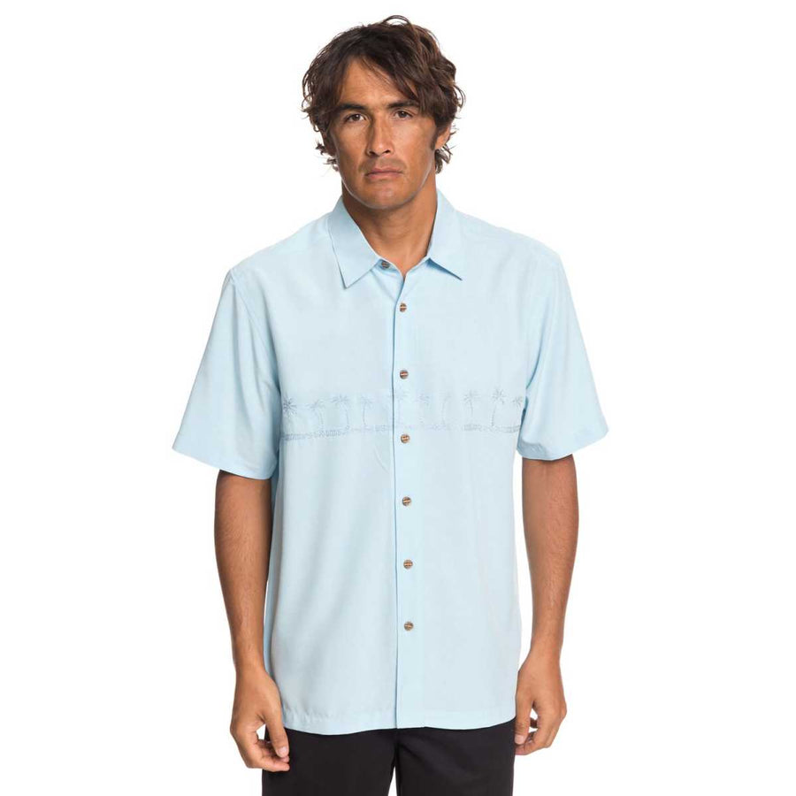 Quiksilver Waterman Tahiti Palms Shirt