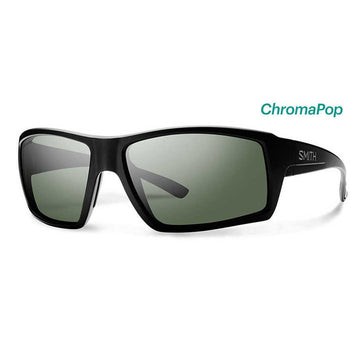 Smith Sunglasses Challis Chromapop M.BLACK-GRN