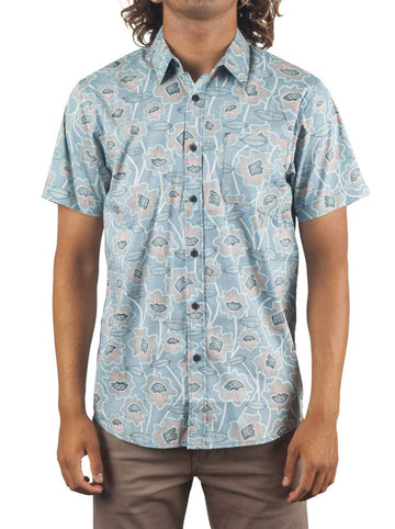 Rip Curl Sun Drenched Short Sleeve Woven