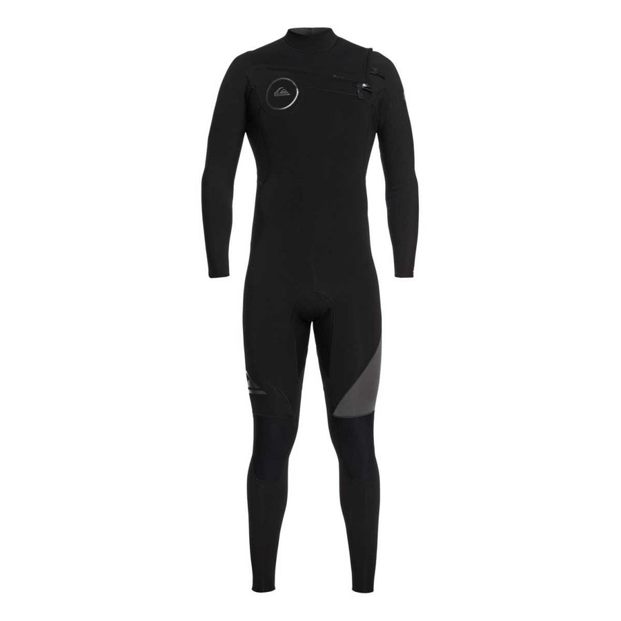 Quiksilver Syncro 4/3 Chest Zip GBS Wetsuit - CLEARANCE