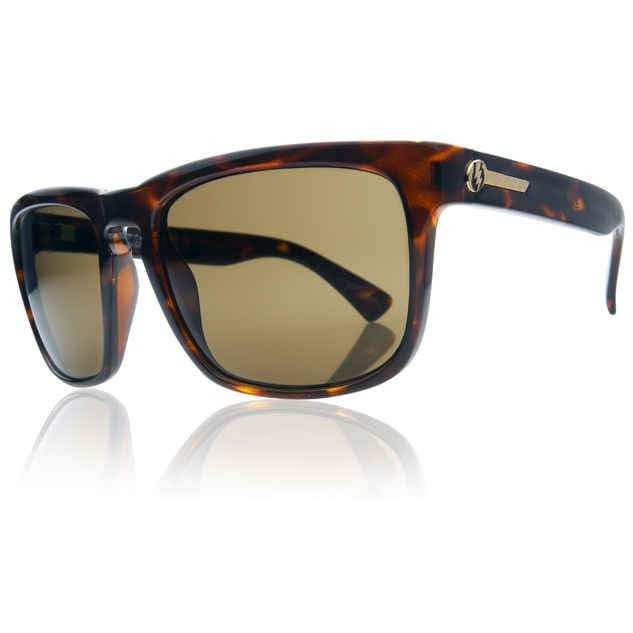 Electric Sunglasses Knoxville Polarized TORTOISE-BRNZ