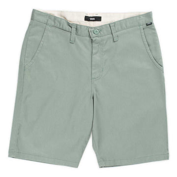 Vans Mens Authentic Stretch Shorts - Chinois Green - RL7