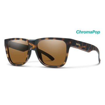 Smith Sunglasses Lowdown 2 Chromapop TORT-BRN