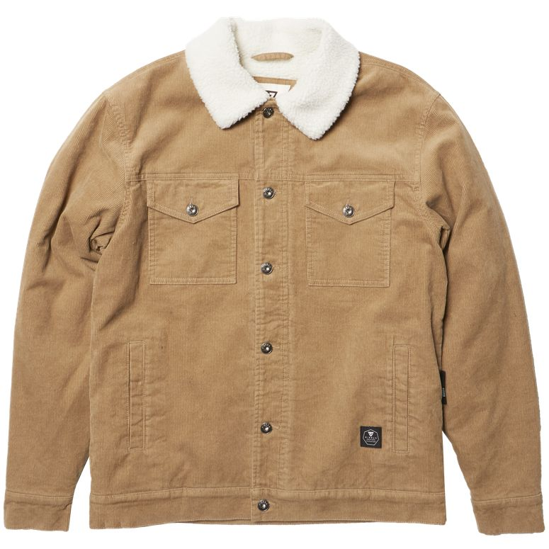 Lobos Trucker Jacket