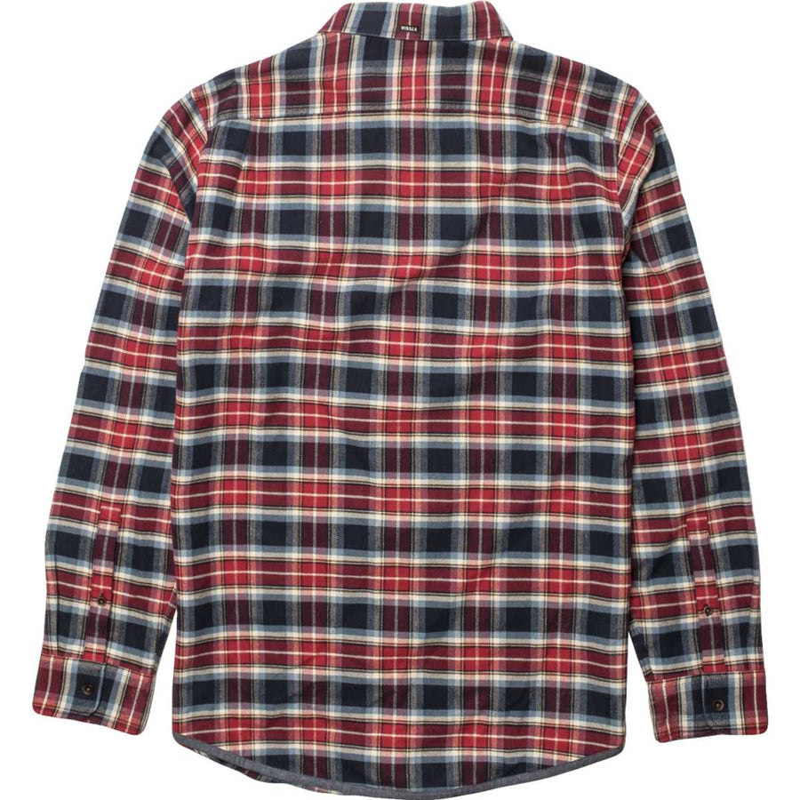 Vissla Boys Central Coast Flannel - Navy