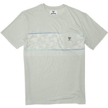 Vissla Mens Surfrider Pocket Tee