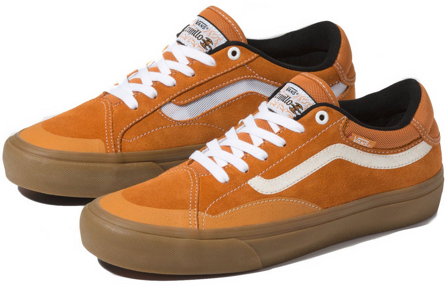 Vans Gum TNT Advanced Prototype GOLDOAK-WHITE V0L