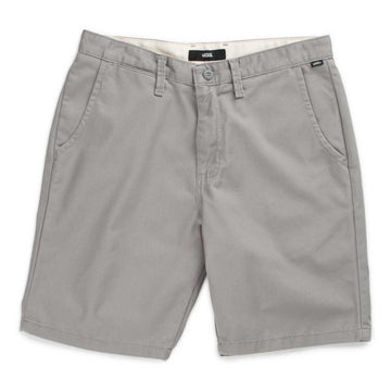 Vans Mens Authentic Stretch Shorts - Frost Grey - AF1