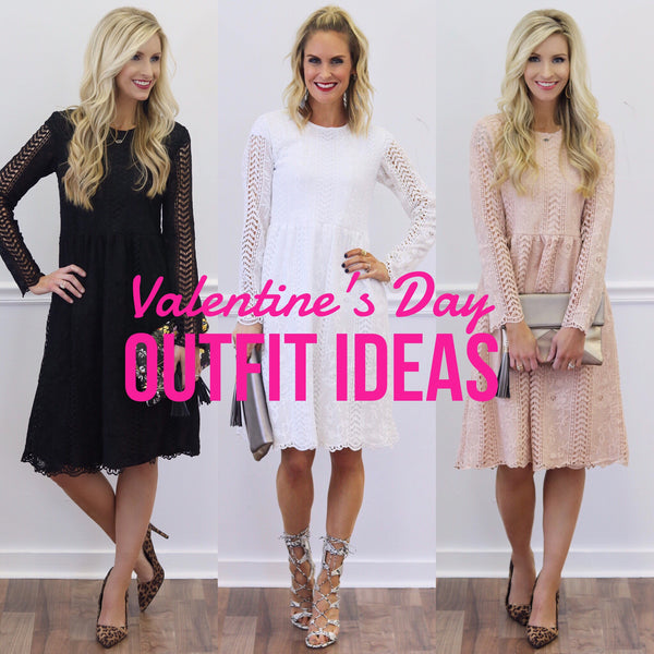 Valentine's Day Outfit Ideas | Piper Street