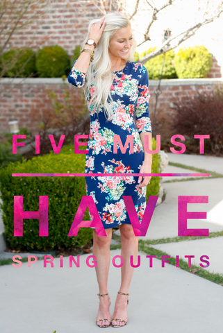 spring outfit inspiration modest outfits for spring