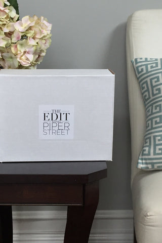 The Edit Summer Style Box