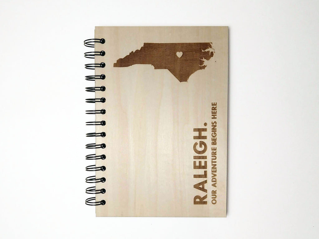 Raleigh Wood Travel Journal