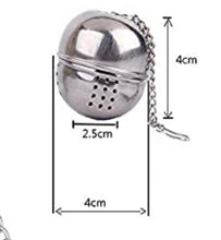 Load image into Gallery viewer, Twist Ball Tea Infuser