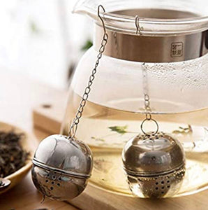 Twist Ball Tea Infuser
