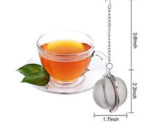 Load image into Gallery viewer, Small Mesh Tea Infuser