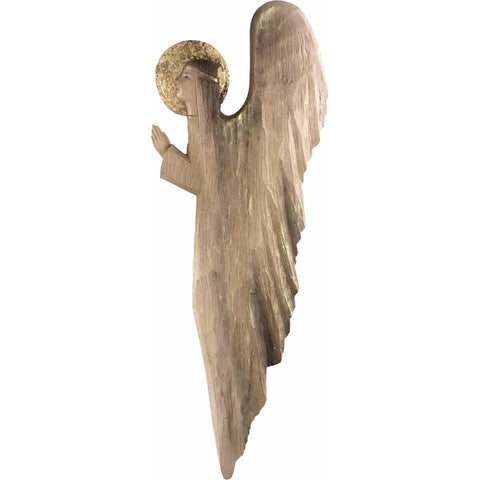 Angel - Lord's Prayer (Model 2) - Sacred sculpture - RzezbawDrewnie.pl - Viktor-Art