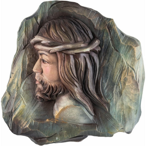 Jesus Christ - Redemption - Sacred sculpture - RzezbawDrewnie.pl - Viktor-Art